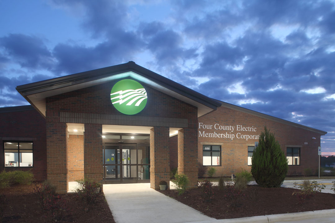 Four County Electric Membership Corporation – Rose Hill – December 2020(1)